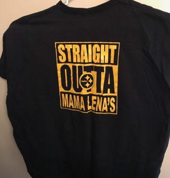 Straight outta mama lenas shirt
