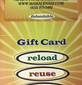 Mama Lenas Gift Card